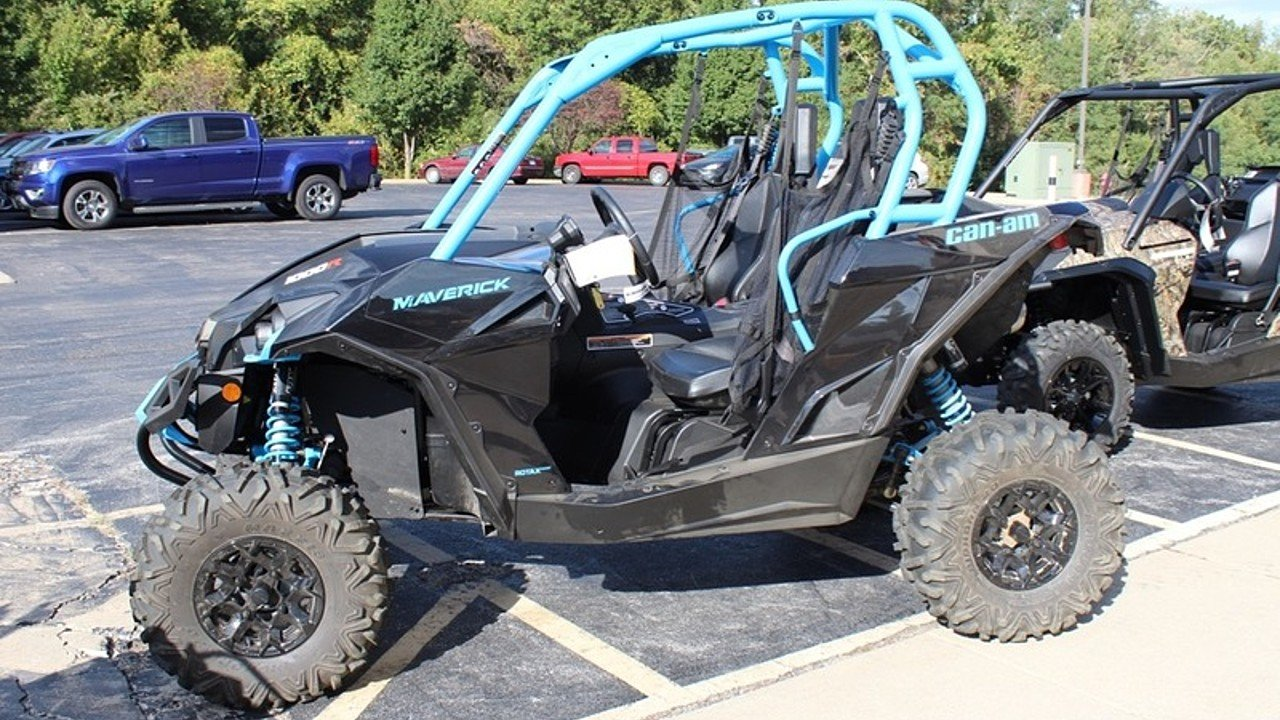 2017 Can-Am Maverick 1000R for sale 200412061